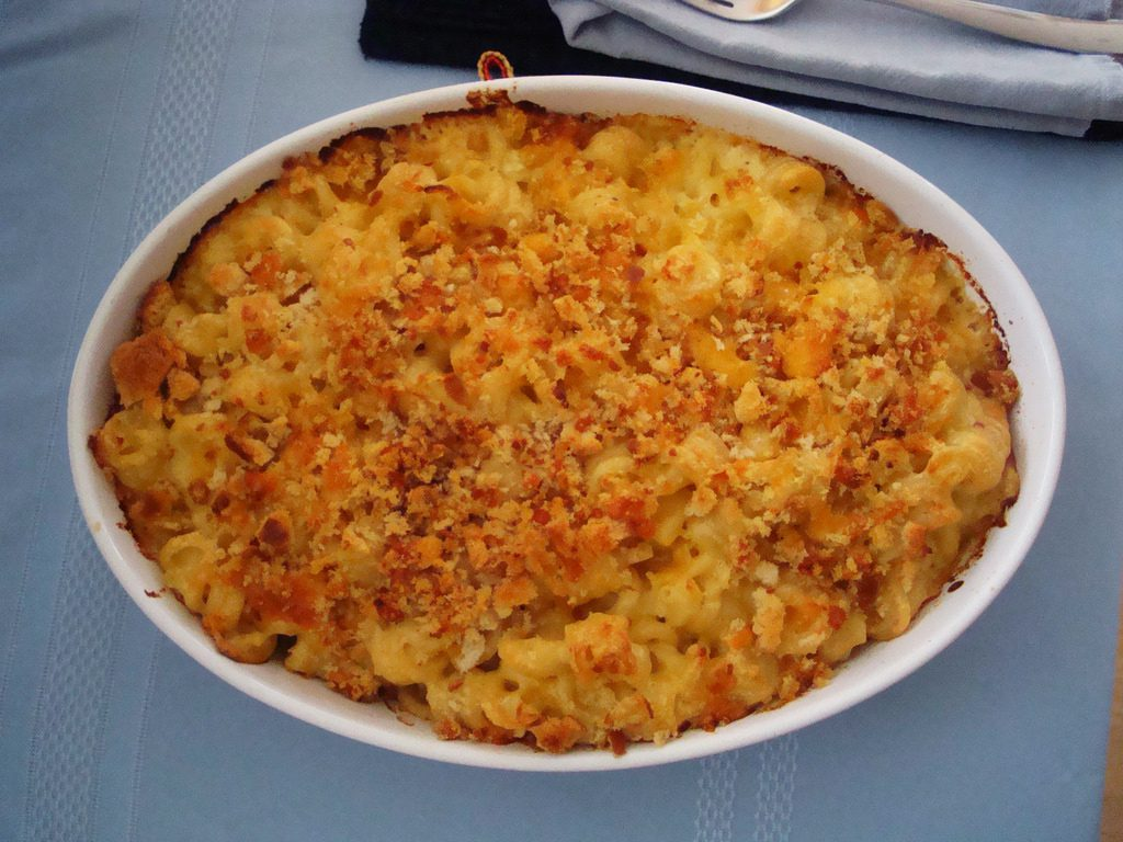 Mama's Macaroni and Cheese