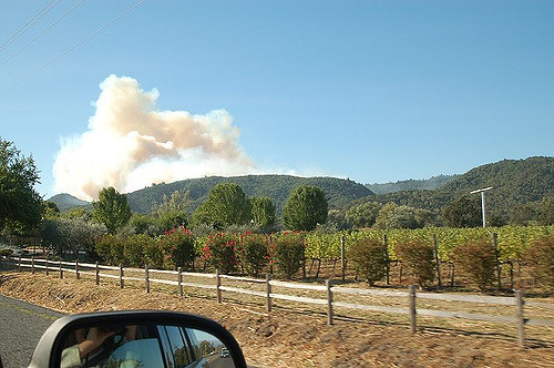 Early 2017 Napa Fire